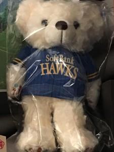 Hawks Bear